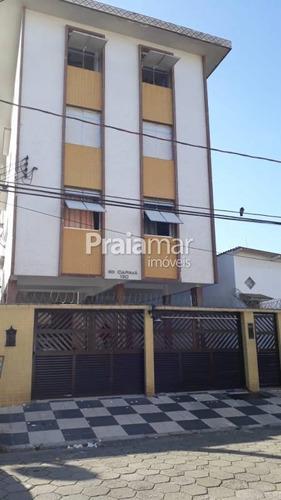 Imagem 1 de 13 de Apartamento |1 Dormitório | Bitaru | São Vicente - 1985-84
