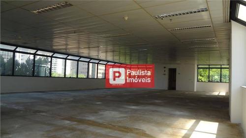 Sala  Comercial Para Locação, Berrini, São Paulo. - Sa0927