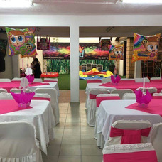 Salón Jardín Party Time