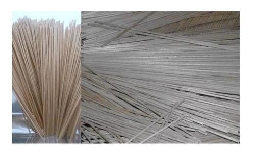 Imagen 1 de 3 de Varillas Palitos Madera Para Difusores X 300