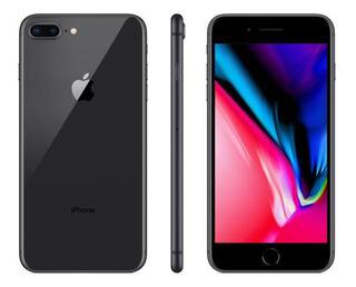 iPhone 8 Plus Cinza Espacial 5,5 128 Gb Câm12 Mp -mx242br/a