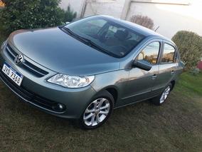 Volkswagen Gol Confortline 1.6 Abs Sedán Extraful 2012