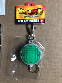 Dragon Ball Super Reel Key Holder Llavero Radar De Esferas