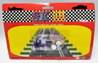 Corona Para Autos Tipo Scalextric 1/32 Marca Sk 97022