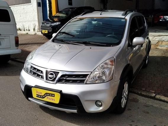 Nissan Livina Sl X-gear 1.8 16v Flex, Enf1557