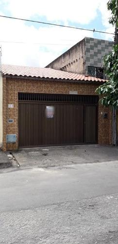 Imagem 1 de 17 de Casa Com 3 Dormitórios À Venda Por R$ 430.000,00 - Montese - Fortaleza/ce - Ca1475