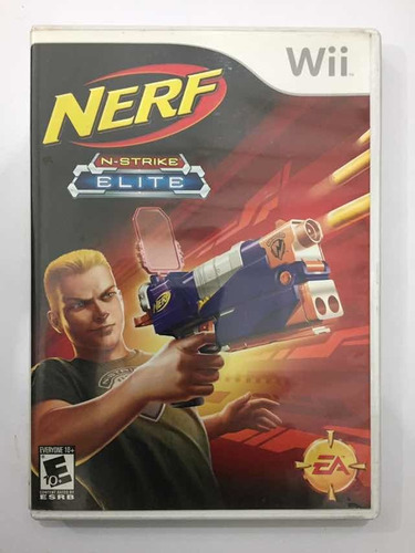 Nerf Nintendo Wii