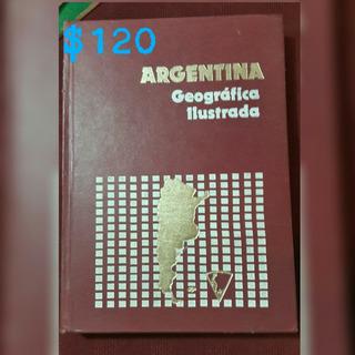 Argentina Geográfica Ilustrada