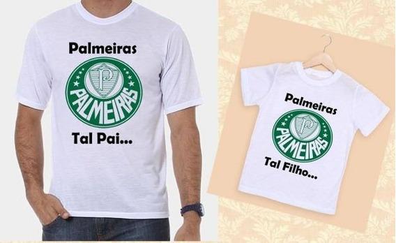 Camiseta De Time Tal Pai Tal Filho.