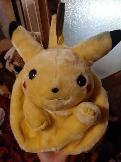 Mochila Pikachu (pokemon)