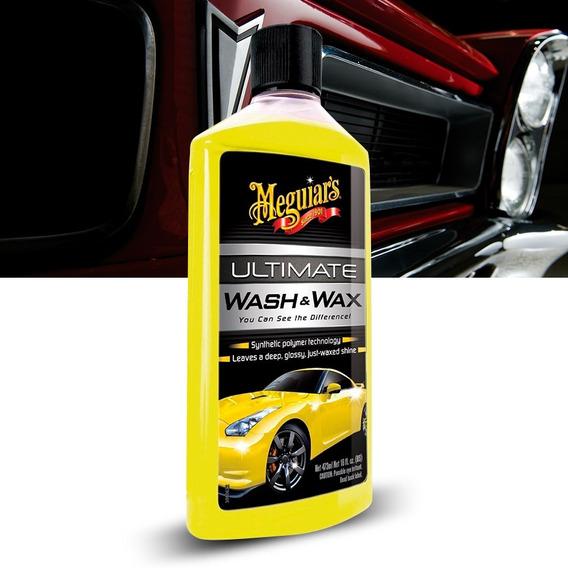 Shampoo Cera Ultimate Wash & Wax Automotiva Meguiars G177475