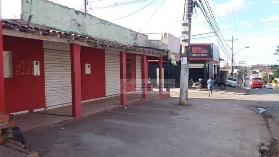 Excelente Salão Comercial Em Cuiabá/mt - Sl0051