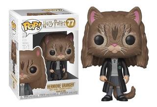 Funko Pop Harry Potter Hermione Granger 77 Muy Lejano