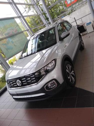 Volkswagen T-cross 2021 Min. Anticipo O Tu Usado + Cuotas N