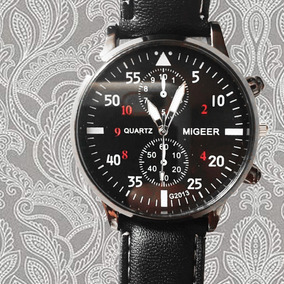 1551d7fbfbac Reloj Quartz Migeer - Reloj de Pulsera en Mercado Libre México