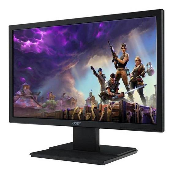 Monitor Acer V206hql Bb1 19,5 Led, Vga, Hdmi