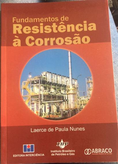 Fundamentos De Resistência À Corrosão