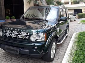 Land Rover Discovery 4 Se 3.0 4x4 Bi-turbo 2013 Blindada