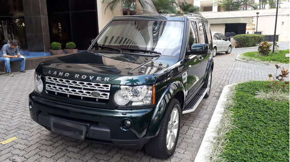 Land Rover Discovery 4 Se 3.0 4x4 Bi-turbo 2013 Blindada