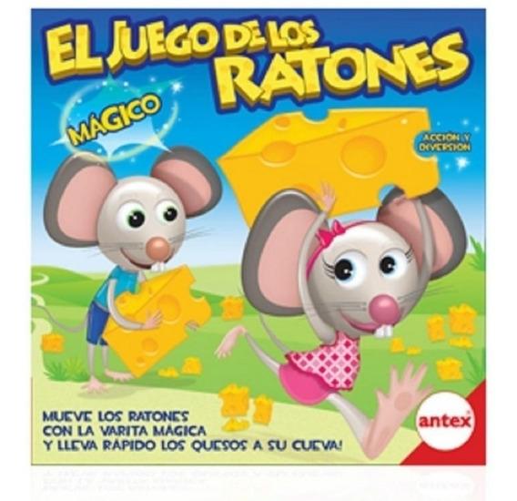El Juego De Los Ratones Antex