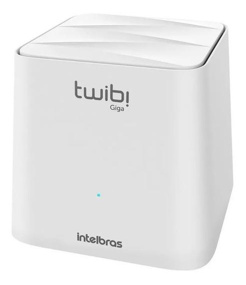 Roteador Intelbras Twibi Giga Mesh 2,4 A 5 Ghz Cobre 180m2