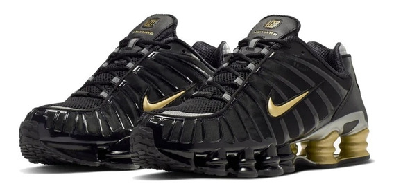 Tenis Nike Sxhox Tl 12 Molas Importado Lançamento Neymar Jr