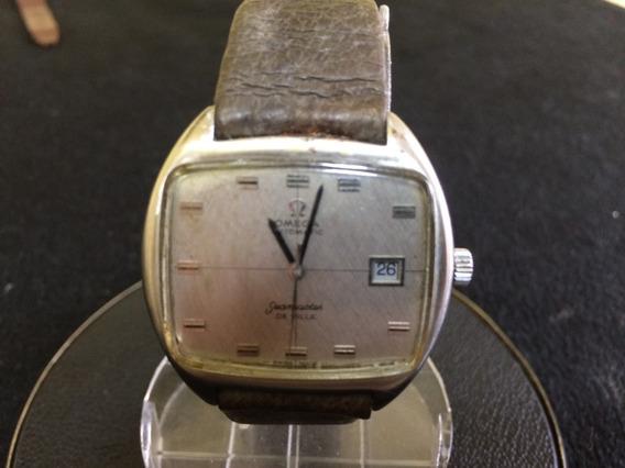 Relógio Omega De Pulso Masculino Seamaster De Ville