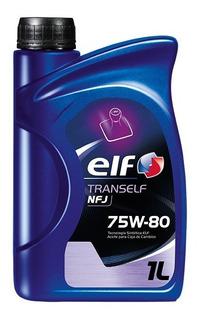 Lubricante Cajas Manuales Elf Tranself Nfj 75w-80 1 L.