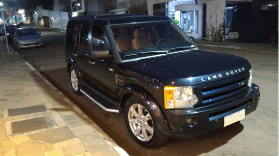 Land Rover Discovery 3 2.7 Hse Tdv6 Diesel