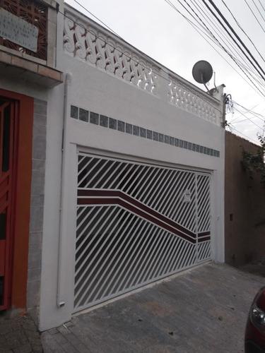 Sobrado Reformado 100 M² 2 Dormitórios 2 Vagas Capão Redondo - Ca00006 - 68072026