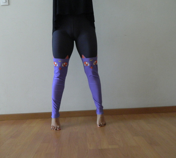 Leggins Sailor Moon Gatita Luna