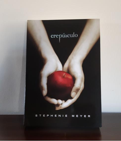 Crepúsculo - Saga Crepúsculo - Livro
