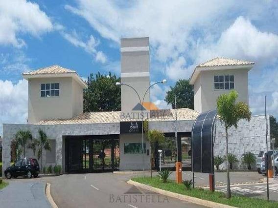 Terreno Residencial À Venda, Residencial Ilha De Bali, Limeira. - Te0062