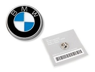 Pin Logo Bmw Pronta Entrega - Original Bmw 80560444572