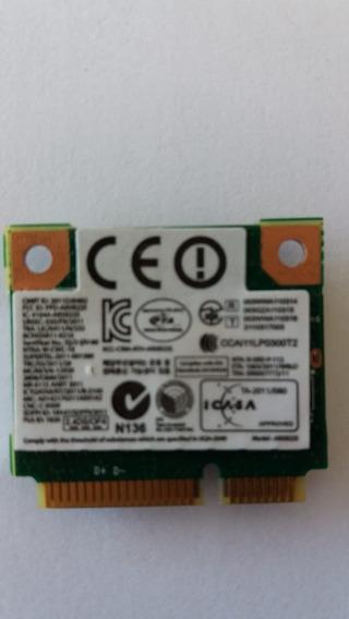 Placa Wireless Atheros 1238