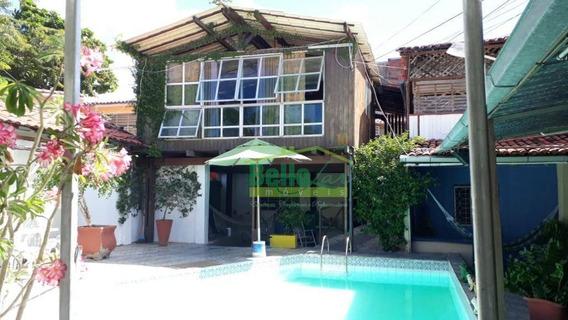 Casa À Venda, 420 M² Por R$ 850.000,00 - Jardim Atlântico - Olinda/pe - Ca0163