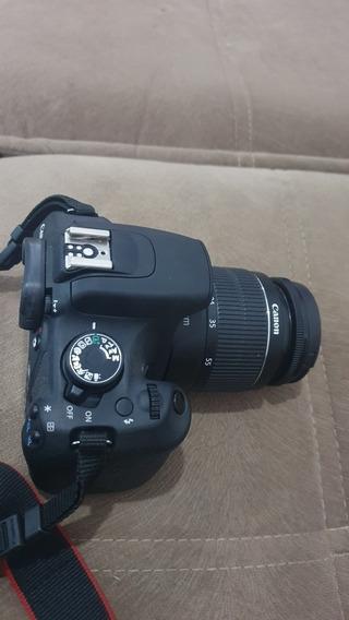 2 Câmeras Semi Profissonal Nikon D3200 E Canon T5