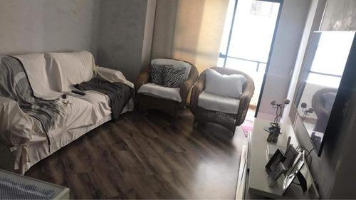 Apartamento Com 3 Dormitórios À Venda, 84 M² Por R$ 445.200 - Vila Rosália - Guarulhos/sp - Ap0790