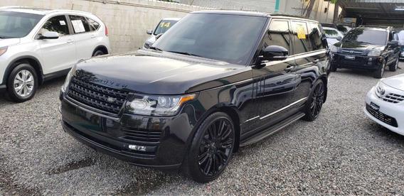 Land Rover Range Rover Europea