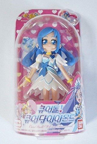 Glitter Diamond  Figura De 5 Pulgadas De Glitter Force Doki