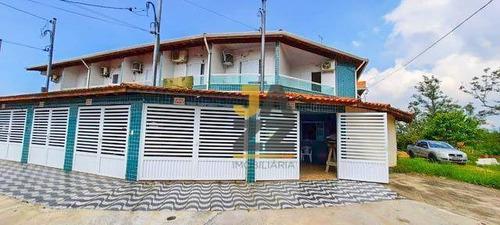 Casa Com 2 Dormitórios À Venda, 74 M² Por R$ 220.000,00 - Sítio Do Campo - Praia Grande/sp - Ca13231