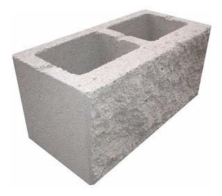 Bloque De Cemento Stándar 19x19x39 (12,5 X M2)