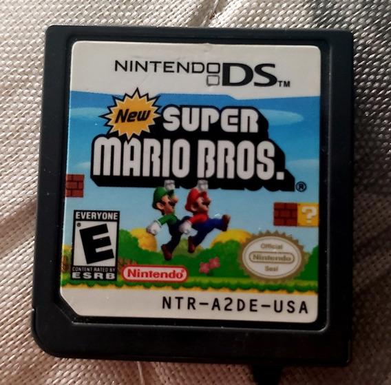 New Super Mario Bros Para Nintendo Ds E 3ds ( Sem Caixa)
