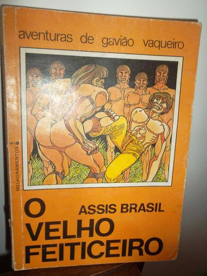 Livro - Romance Brasileiro - O Velho Feiticeiro