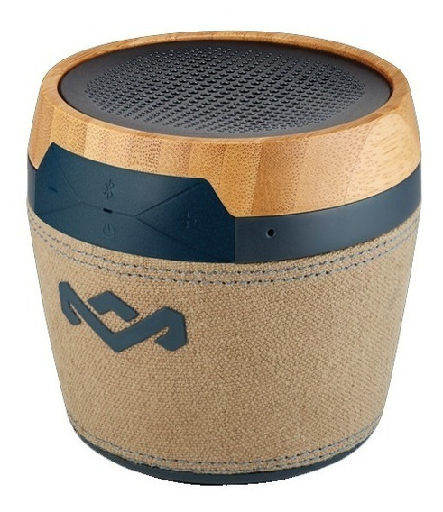 Parlante Bluetooth House Of Marley Chant Mini Navy