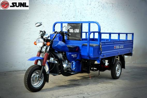 Motocarro Pickup 200cc Sunl, 2020