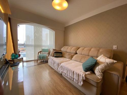 Imagem 1 de 24 de Apartamento Com 3 Dormitórios À Venda, 81 M² Por R$ 530.000,00 - Mooca (zona Leste) - São Paulo/sp - Ap5821
