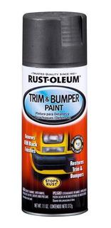 Ff Pintura Aerosol Spray Paragolpes Plástico 312g Rust Oleum
