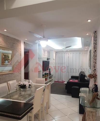 Apartamento Para Venda, 2 Dormitórios, Canto Do Forte - Praia Grande - 1512