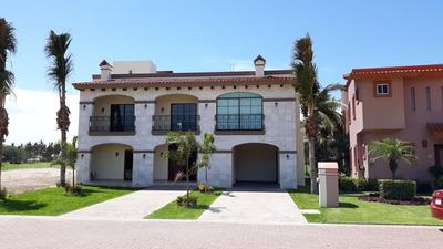 Residencia De Lujo En Estrella Del Mar, Mazatlán, Sinaloa.
